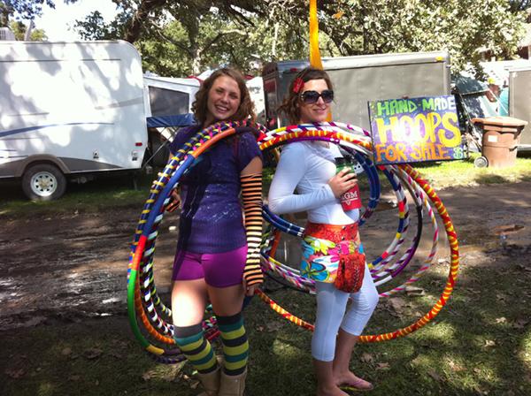 Twistin Vixens at Harvest Fest 2010