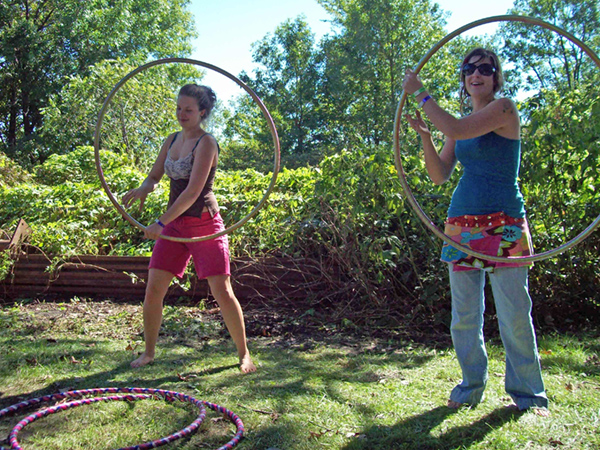 Isolation Hooping