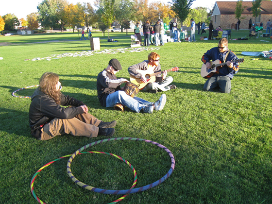 Jam Circle