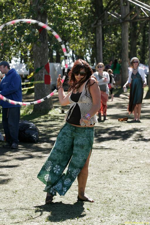 Hoop dance clothing