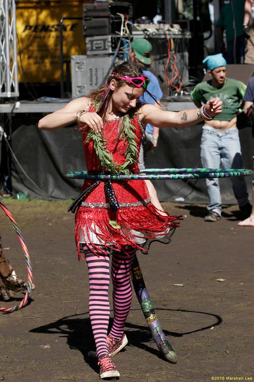 Hoop Dance Costume