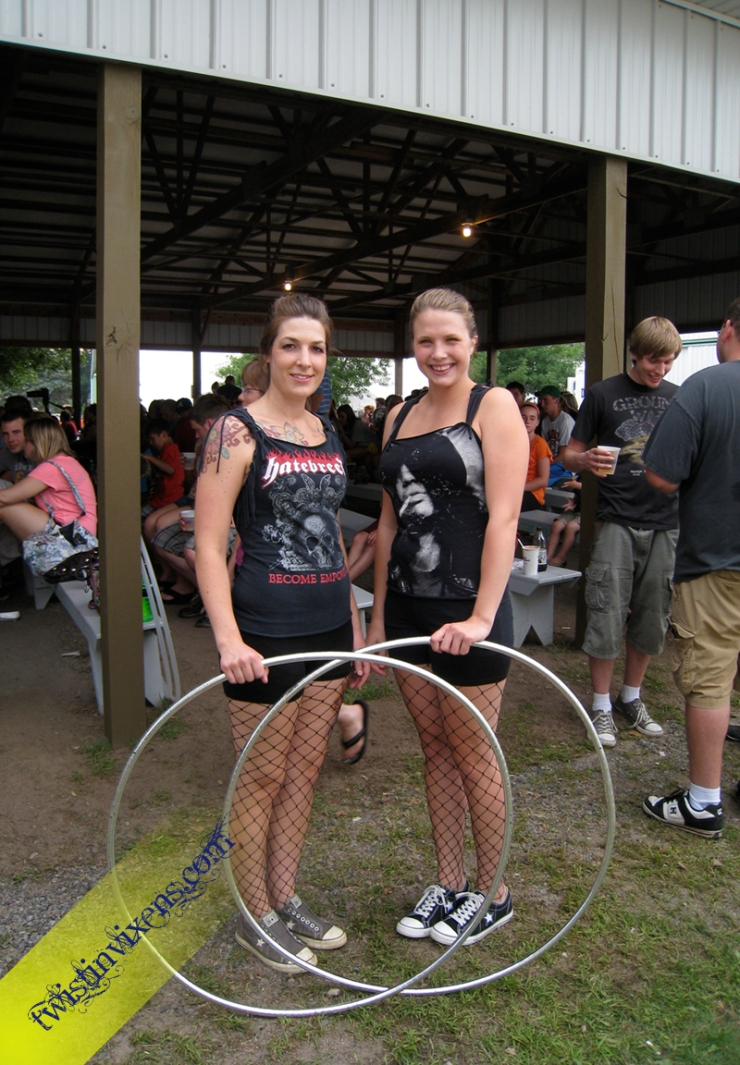 Hoop Dance Costumes for Benton County Fair