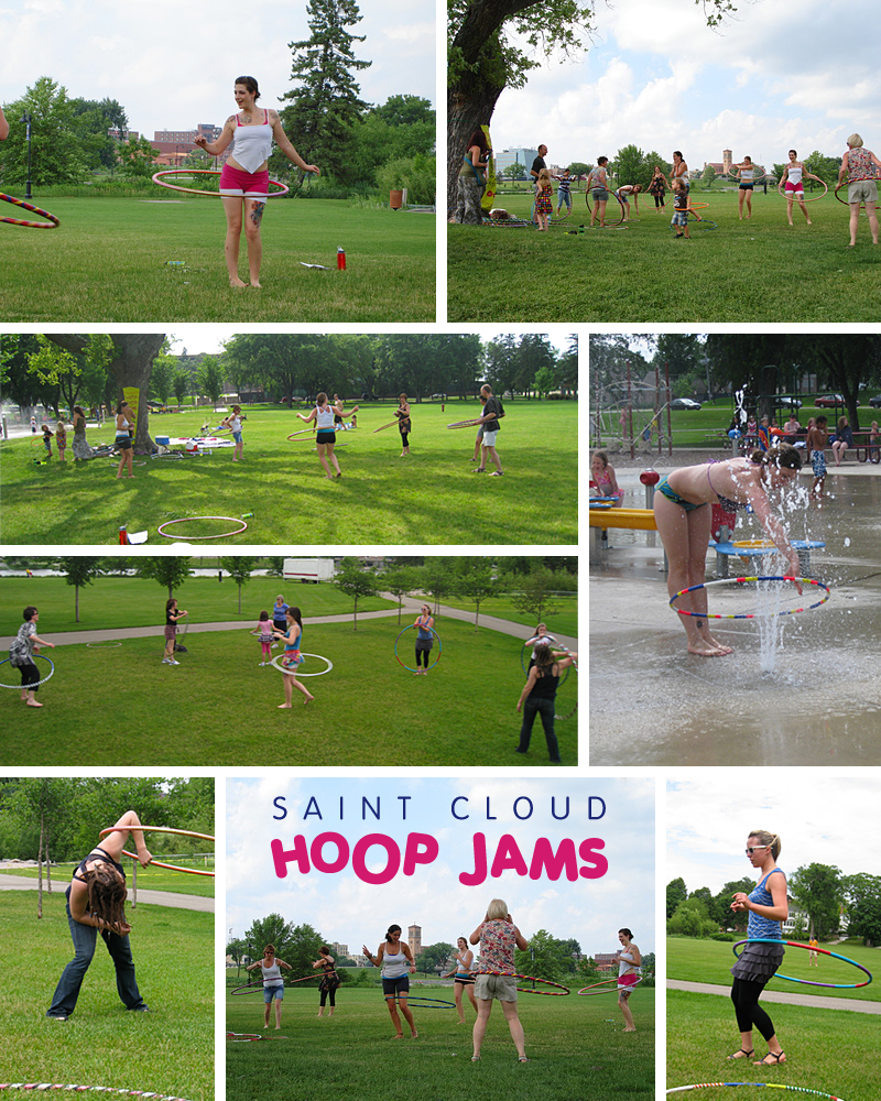 Photos from Lake George St. Cloud MN Hoop Jam