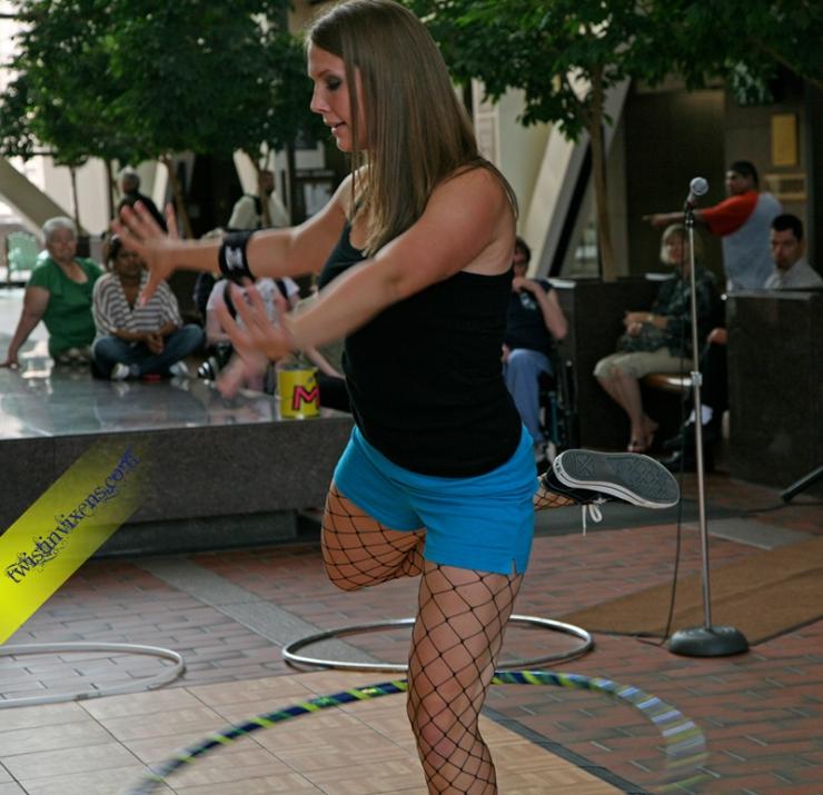 Hoop Dance Performance Costume