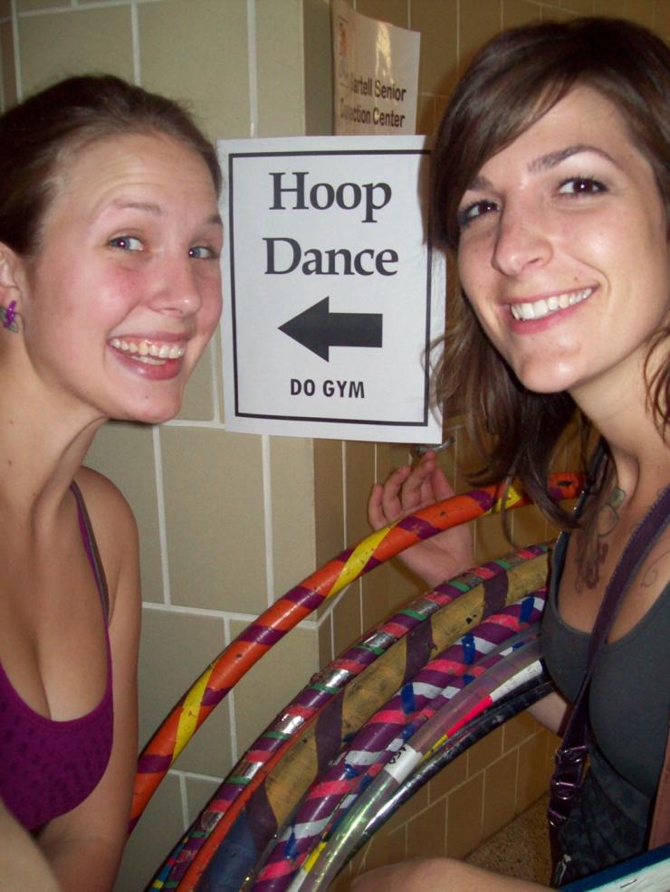 Hoop Dance Teachers