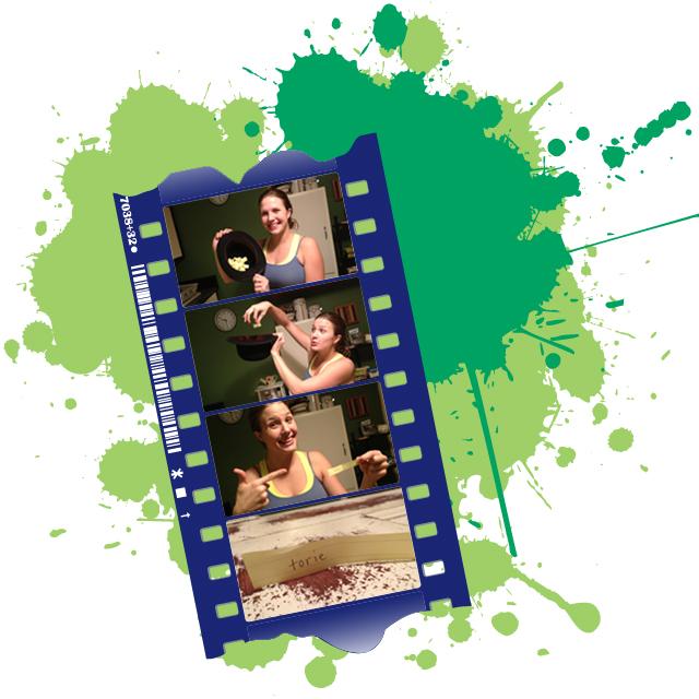 Hoop Giveaway Film Strip
