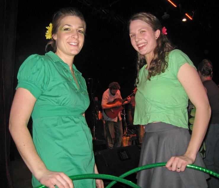 Twistin Vixens at the Pachanga Society Show