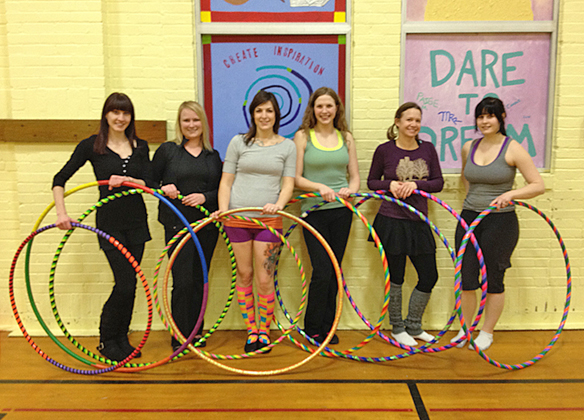 Level 2 Hoop Dance Class