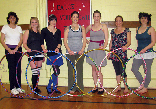 Hooping Flow Classes