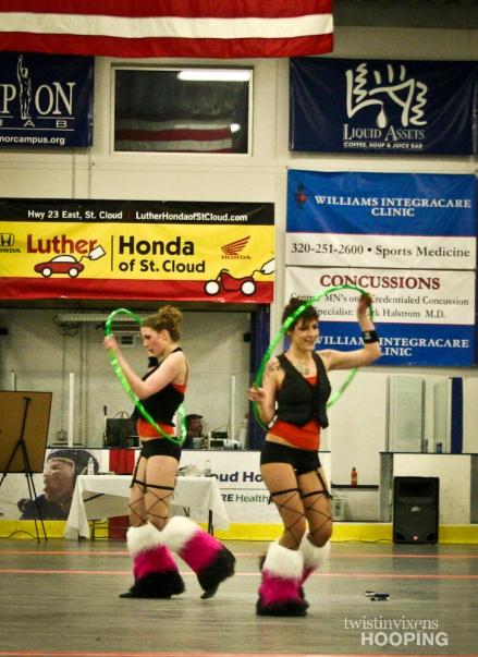 Twistin Vixens at SCAR Dolls Roller Derby