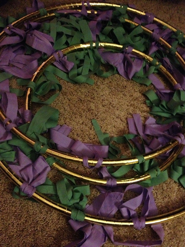 Wedding Decor Hoop