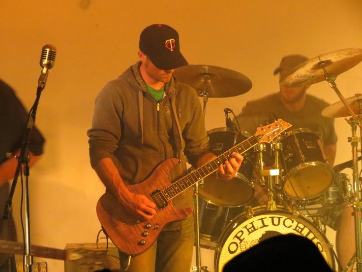 Ophiuchus Lead Guitarist