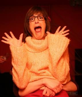 Colleen's Velma Halloween Costume