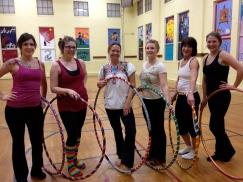 Hoop Dance Class
