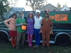 Mystery Inc. Costumes
