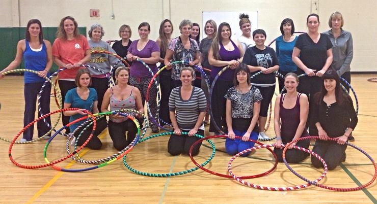 Sauk Rapids–Rice Community Ed Hoop Dance Class