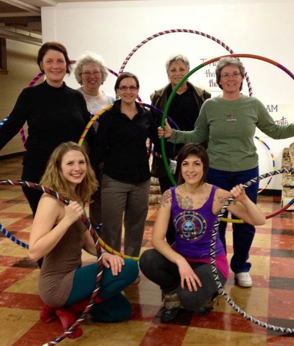 Private Hoop Dance Class in Sartell MN