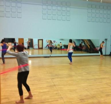 hoopdance class