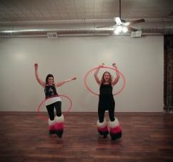 Hula Hoopers at Return Yoga
