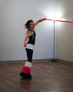 Hoop Dancer Colleen Hurley