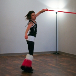 Hoop Dancer Colleen Hurley