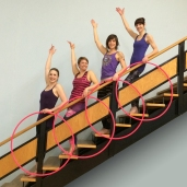 Twistin Vixens Hula Hoop Dance Instructors