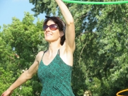 Amy Imdieke Hoop Dance