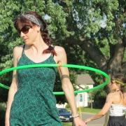 Amy Imdieke Shoulder hooping