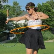 Colleen Hurley Waist hooping