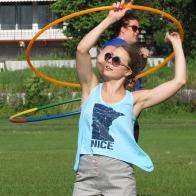 Kayla Helm Hoop Dancing MN Nice