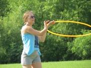 Hoop Dance Hand Pass, Kayla Helm