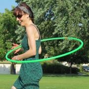 Amy Imdieke Hoop Dancer