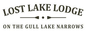 Lost Lake Lodge on the Gull Lake Narrows