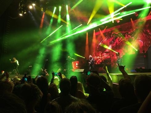 Rockfest 2015 Judas Priest