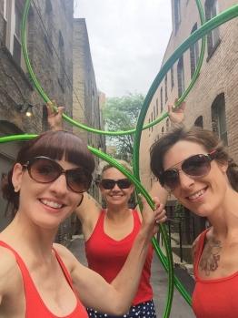 Loring Park Art Festival 2015 Hoop Dancers