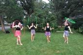 Twistin Vixens Hula Hoopers
