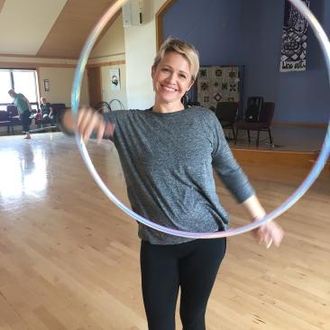 Romancing The Hoop Workshop3