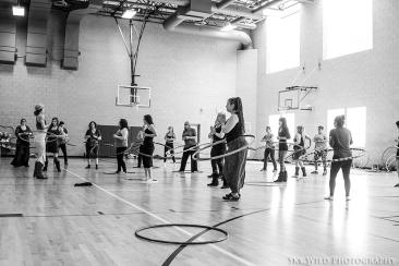 Romancing The Hoop Workshop5
