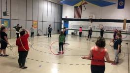 Fall Hoop Class 2