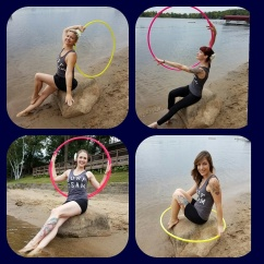 Hoop Troupe by the Water