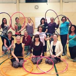 Spring Hoop Dance Class