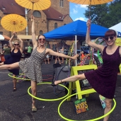 Farmers Market Hooping
