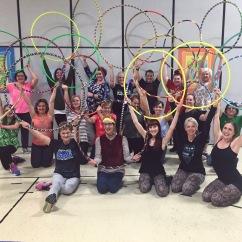 Fall Hoop Dance Class