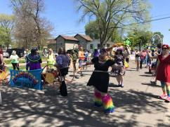 The Rainbow Hoopers